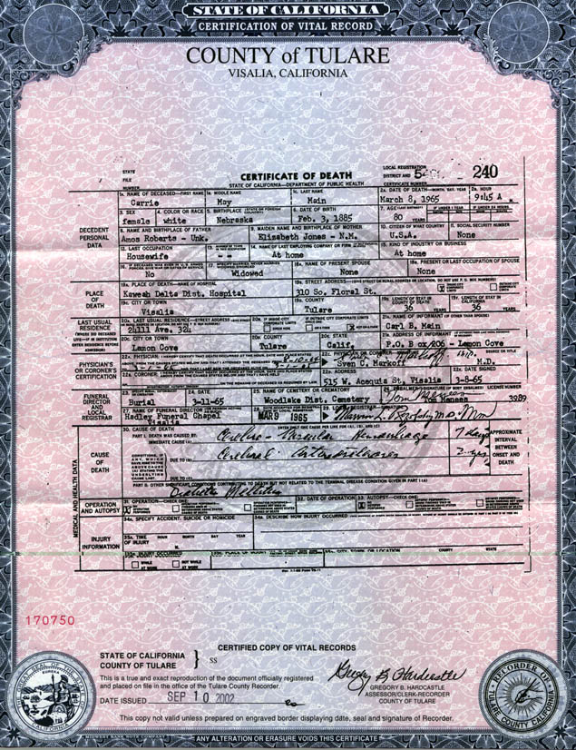 San Bernardino County Recorder Marriage License